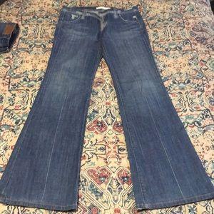 Freedom of Choice Flared Leg Jeans sz 28